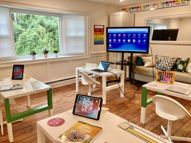 Parents who want to set up virtual learning pods have to follow rules set by the Department of Human Services, including having a health and safety plan.