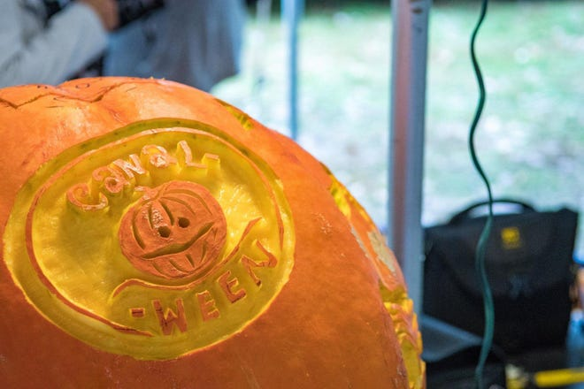 The annual Canal-O-Ween event in Yardley was canceled due to concerns from the coronavirus pandemic.