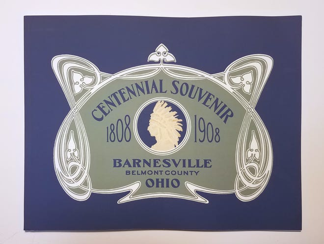 A Barnesville Centennial Souvenir book profiling prominent homes in 1908, recently reprinted by the Watt Center for History and the Arts, is now available for purchase.