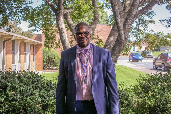 Quinton Louris is the new director of the Small Business Center at Randolph Community College.