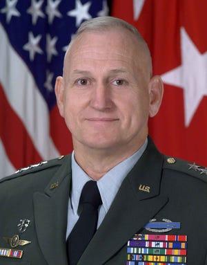 Retired Special Forces commander Lt. Gen. Jerry Boykin