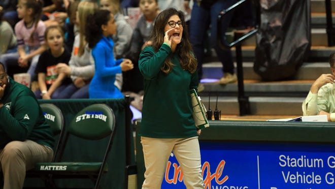 Stetson's Lynn Bria was elected to serve as the NCAA Rules Committee Chair