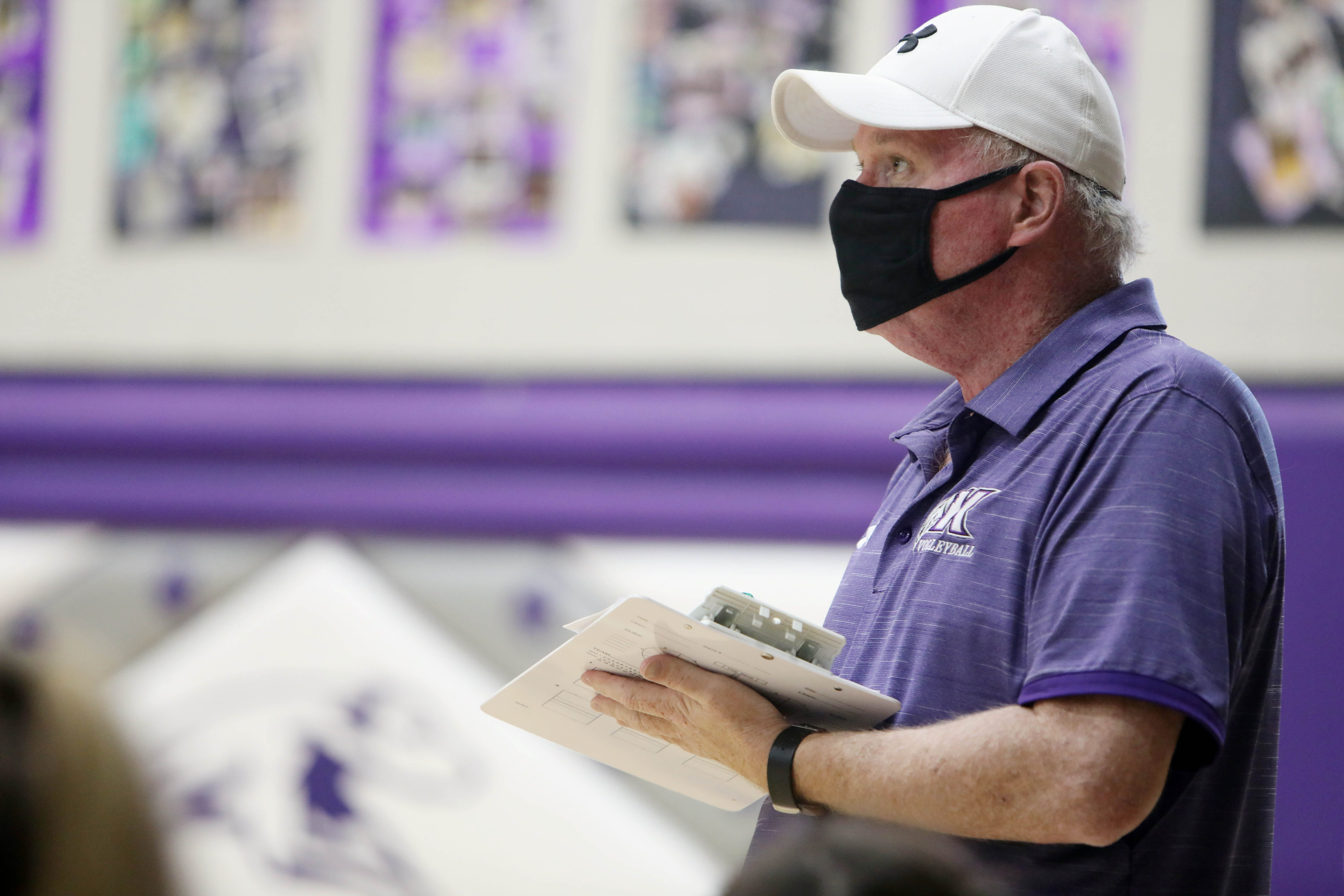 Keokuk Coach Randy Loges Fighting The Good Fight Against Colon Cancer