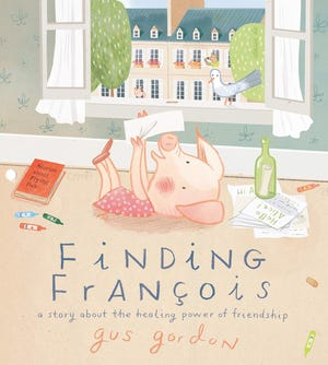 """Finding Francois,"" by Gus Gordon"