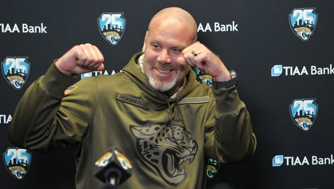 Jaguars defensive coordinator Todd Wash spent 10 days in quarantine, apart from the players and his staff.
