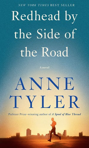 """""""Redhead by the Side of the Road"""" by Anne Tyler"""