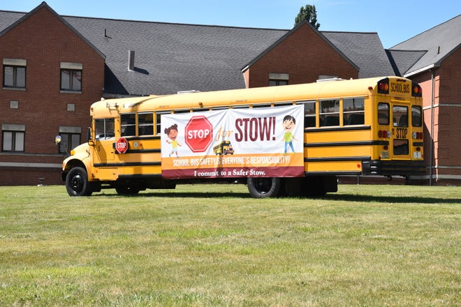 Stop for Stow campaign focuses on school bus safety.
