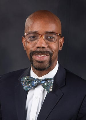 Kent State University Vice President for Student Affairs Lamar R. Hylton.
