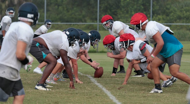 The North Port High football team opens Friday at Sarasota High looking for its first winning season in program history.