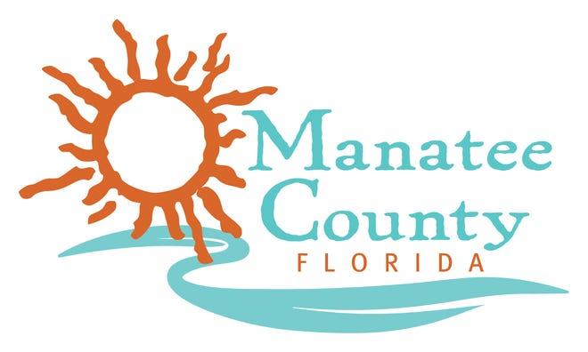Manatee County government's logo.