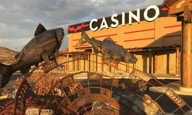 Rain Rock Casino in Yreka