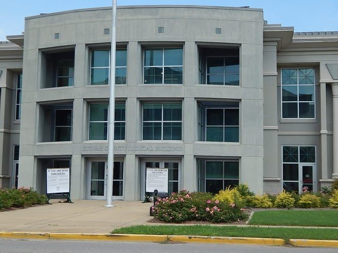Jury trials will resume in October at the William H. Rhea III Judicial Building, with safety measures and changes in procedure to prevent the spread of COVID-19.