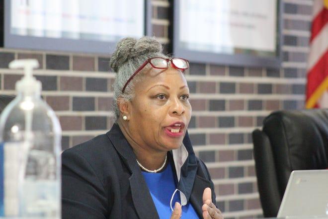 Rapides Parish School Board member Sandra Franklin