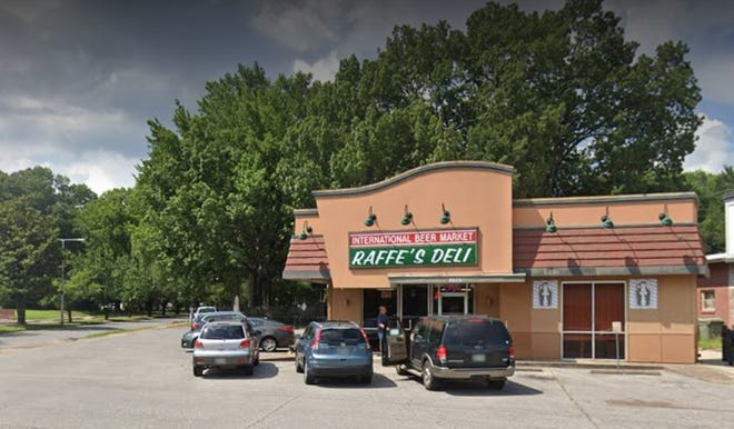 Raffe's Beer Market & Deli at 3358 Poplar Ave.