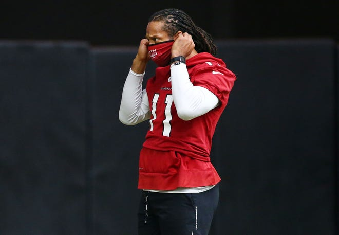 Cardinals great Larry Fitzgerald is expected to miss a second consecutive game because of COVID-19 this Sunday against the Los Angeles Rams.