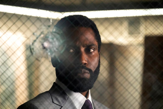 """John David Washington stars in """"Tenet."""" The movie is playing at Regal West Manchester, Queensgate Movies 13 and Hanover Movies 16."""