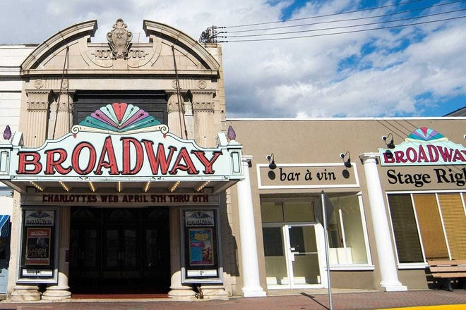 The Broadway Theater of Pitman will reopen this weekend and will feature performances by the Bronx Wanderers at 8 p.m. Sept. 4, 2 and 8 p.m. Sept. 5 and 2 and 7 p.m. Sept. 6 at 43 S. Broadway in Pitman.