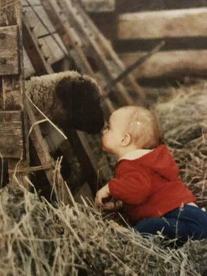While children and other farm visitors are attracted to adorable farm critters, it isn't wise to risk transmission of disease via close contact.