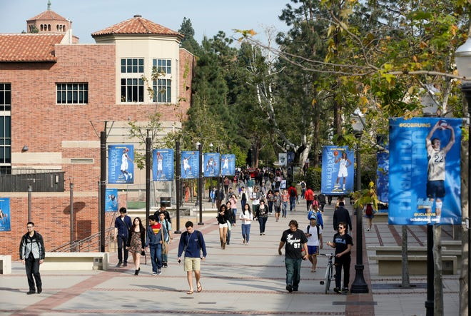 University of California Los Angeles campus.