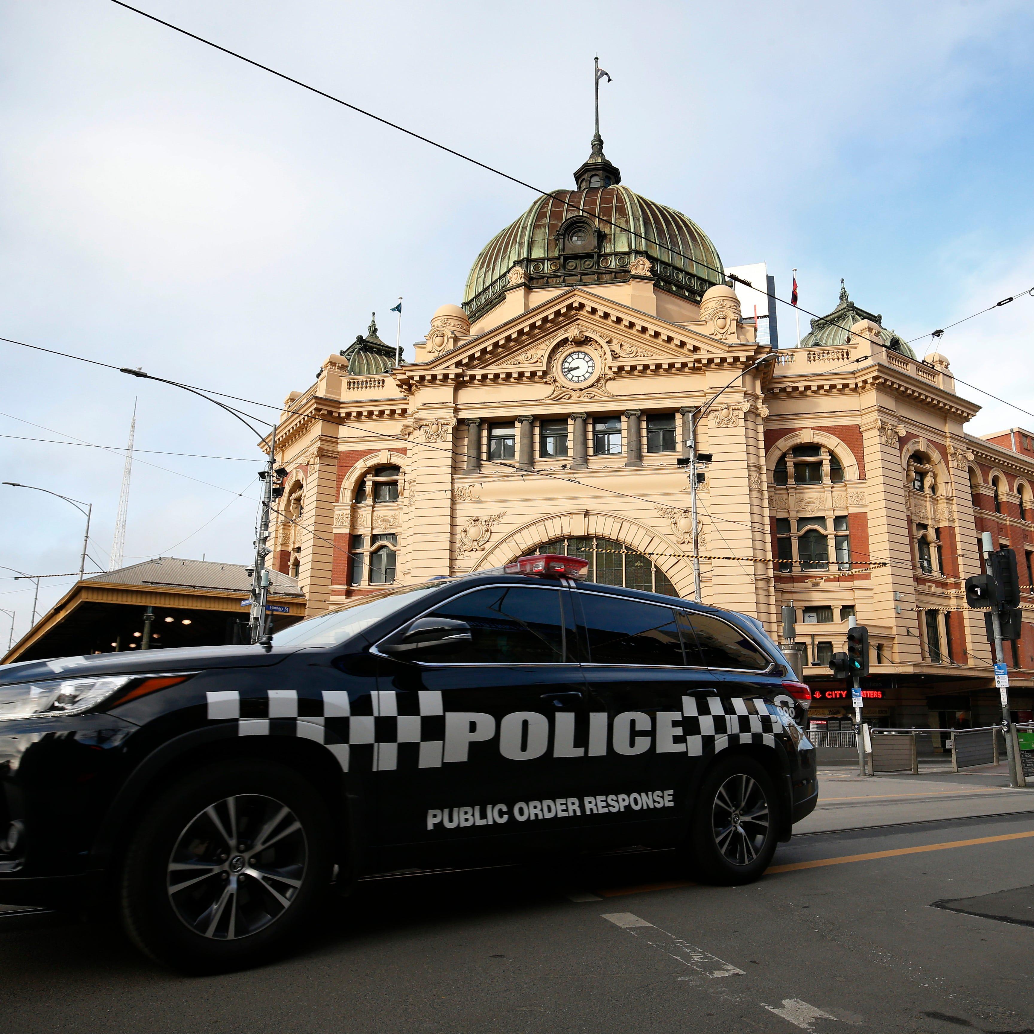 Pregnant Woman Arrested Over Anti Lockdown Event In Australia