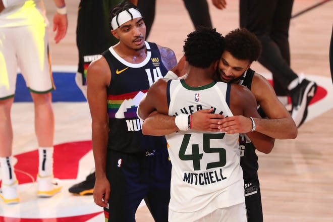 Nuggets Complete 3 1 Series Comeback With Dramatic Game 7 Win Vs Jazz