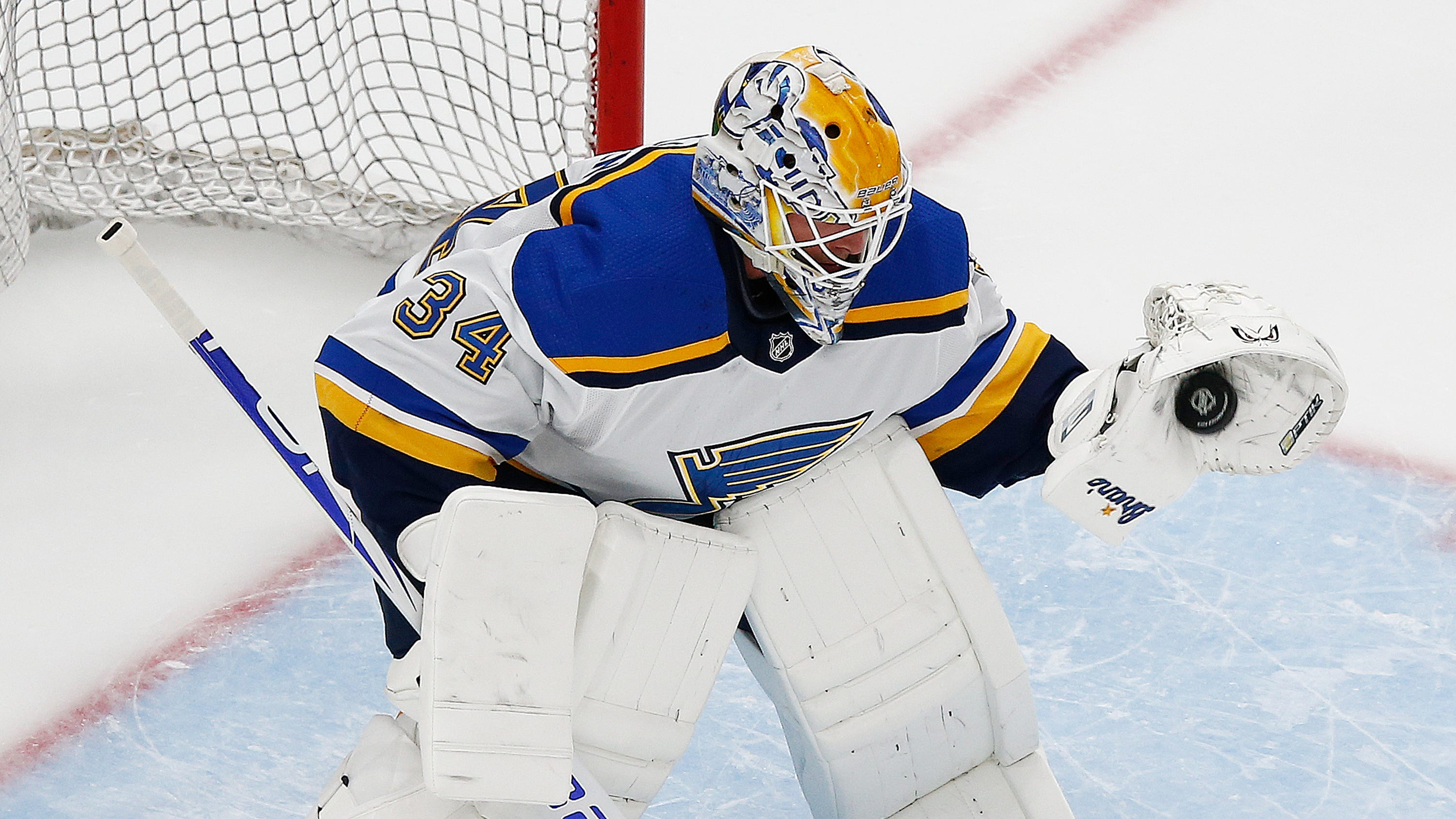 St Louis Blues Trade Goalie Jake Allen To Montreal Canadiens