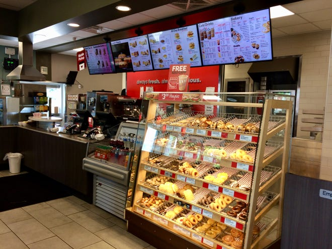 Tim Hortons, located at 1185 E. Main St., is the perfect Ashland breakfast spot. Open daily from 5 a.m. to 5 p.m.