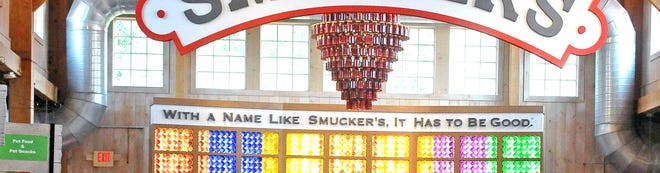 The J.M. Smucker Company hosts Smucker Giving Week each year close to Thanksgiving. The company highlights its charitable partners with presentations by agency leaders and increases its donation match during that week.