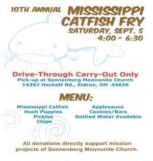 Mississippi Catfish Fry