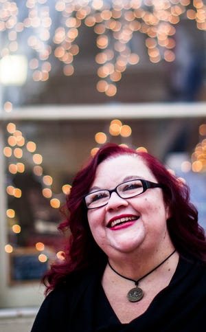 Kari Ann Ebert, an award-winning poet, writer and editor from Dover, worked with the Downtown Dover Partnership to plan Downtown Dover Poetry Weekend Sept. 4.