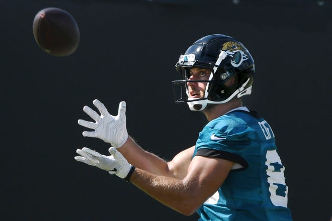 Jaguars tight end Tyler Eifert was considered the prize catch of the team's free-agent signings entering the 2020 season.