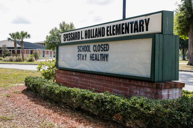 Spessard Holland Elementary in Bartow.