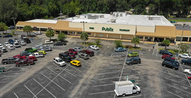 The Pearl Britain Plaza is getting a $10.9 million renovation, including demolition and rebuilding of the Publix supermarket. The project is expected to take a year.