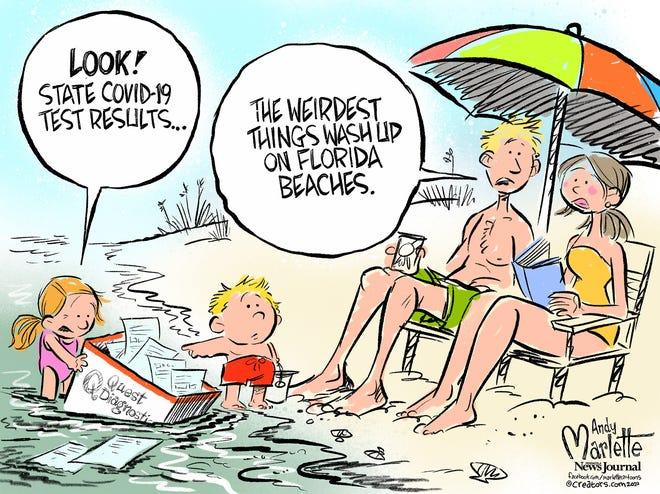 Editorial cartoon: Andy Marlette [Pensacol News-Journal]