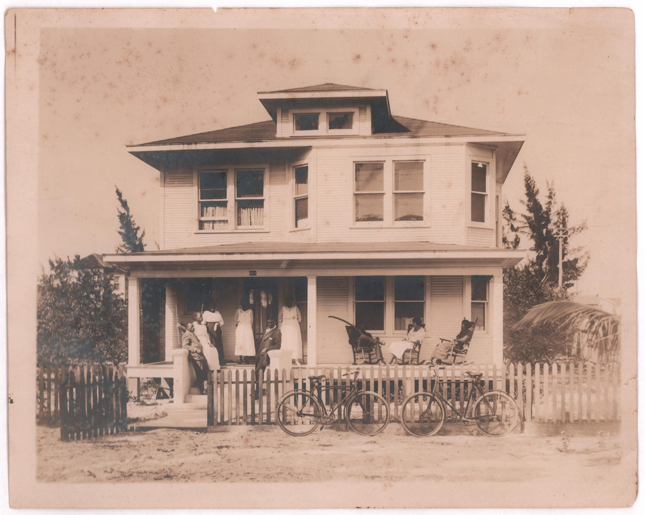 The Mickens Family House