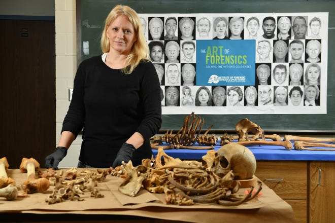 Erin Kimmerle is executive director of the Institute of Forensic Anthropology & Applied Science at the University of South Florida.