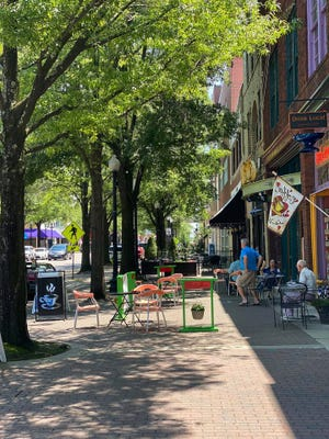 The Downtown Alliance will hold its annual Labor Day weekend sidewalk sale in downtown Fayetteville.