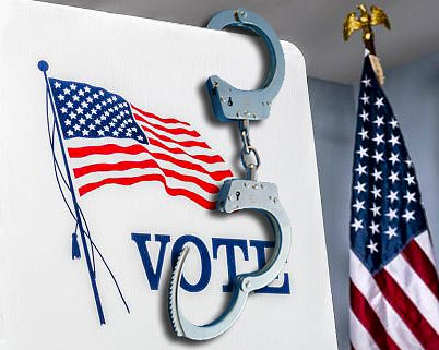 An eighth circuit judge will soon hear a case in which a man whose court fines total more than $95,000 asks to have them waived so he can vote in the November election.