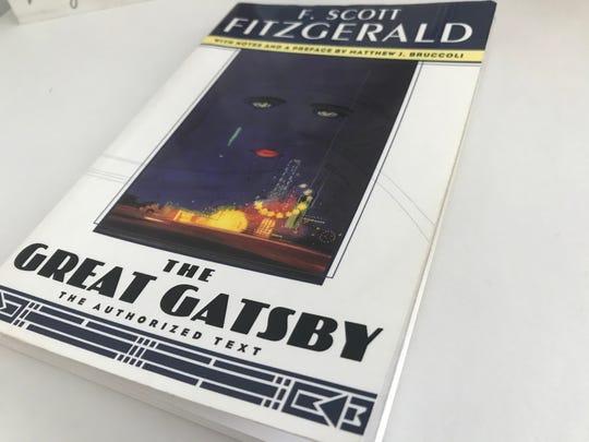 """F. Scott Fitzgerald's """"The Great Gatsby."""""""