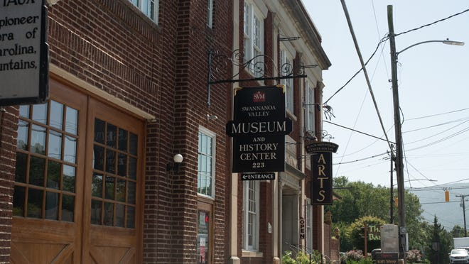 The Swannanoa Valley Museum & History Center reopened to the public Sept. 5 after closing in March.