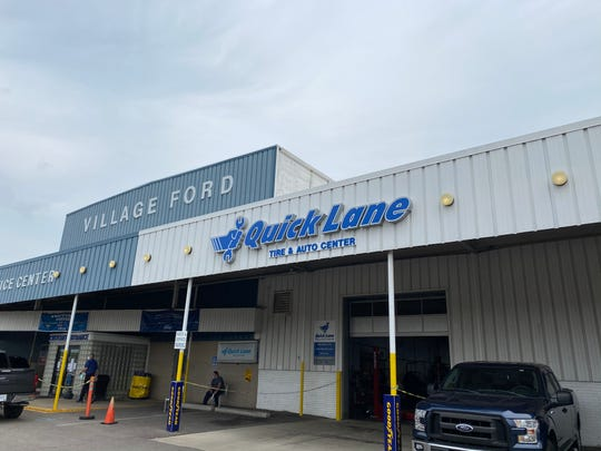 Village Ford Quick Lane has seen an increase in cars coming in for service that smell of marijuana ever since Michigan legalize recreational use in December 2018.