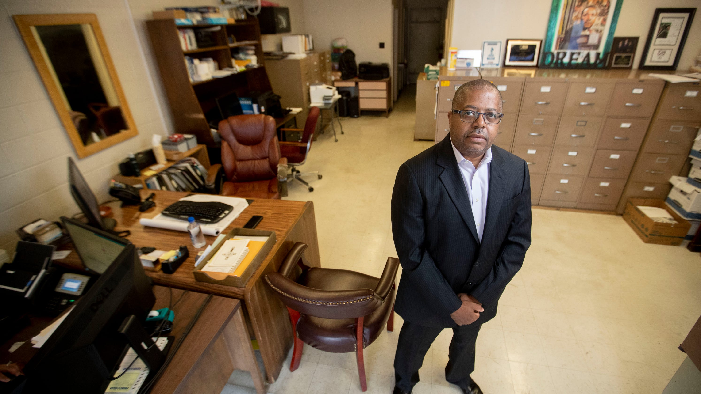 Black representation almost zero among top executives of Memphis' major companies