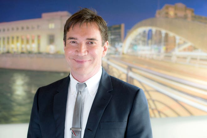 Alex Stettinski, executive director for the Downtown Reno Partnership.