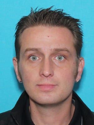 Joshua James Glover, 32, is a person of interest in the disappearance of his mother, 73-year-old Kay Gosewisch. He has warrants for his arrest including possession of a firearm by a restricted person and possession of controlled substances.
