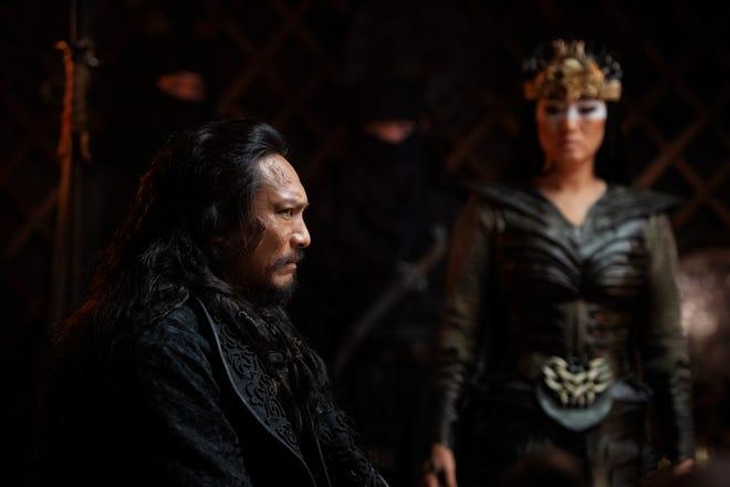 Mulan Jason Scott Lee S Epic Journey To Be Ripped Villain Bori Khan