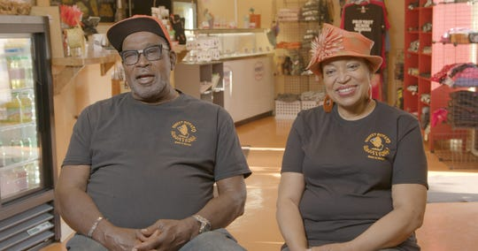 Sweet Potato Sensations husband-wife duo Jeffery Thomas and Cassandra Thomas started Sweet Potato Sensations in Detroit in 1987.