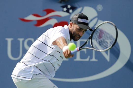 James Blake, shown at the U.S. Open in 2012, once was ranked No. 4 in the world.