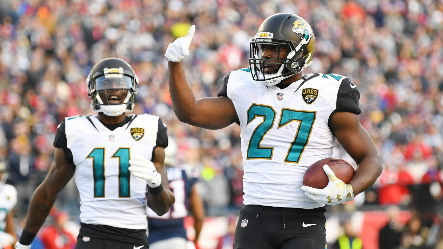 Leonard Fournette joins Tampa Bay Buccaneers on one-year contract – USA TODAY