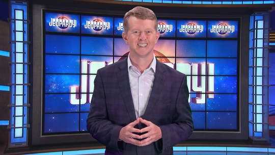 """Jeopardy!"" champ Ken Jennings will serve as a consulting producer."