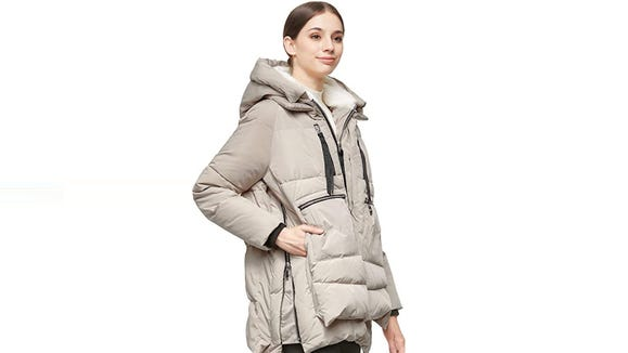 This coat comes in seven different colors at this price.